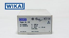 WIKA A-10 300 BAR Pressure Transmitter