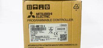 MITSUBISHI FX3U-48MT-ES-A