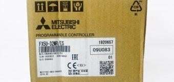 MITSUBISHI FX5U-32MR-ES