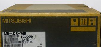 SERVO MITSUBISHI MR-J2S-70B