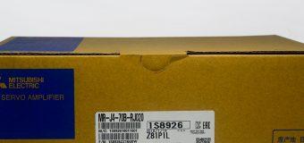 SERVO MITSUBISHI MR-J4-70B-RJ020