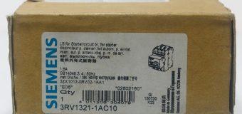 SIEMENS 3RV1321-1AC10