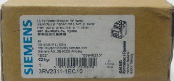 SIEMENS 3RV2311-1EC10