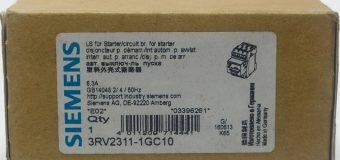 SIEMENS 3RV2311-1GC10