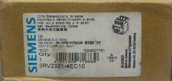 SIEMENS 3RV2321-4EC10