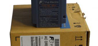 Fuji Inverter AC DRIVE FRN0006C2S-7A