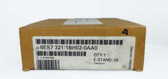6ES7 321-1BH02-0AA0