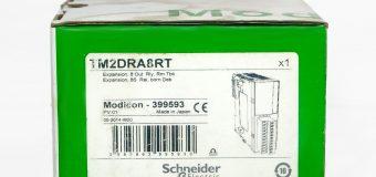 Jual PLC SCHNEIDER TM2DRA8RT