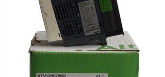 Inverter ALTIVAR ATV12H075M2