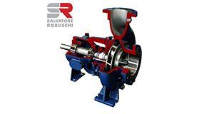 Jual Salvatore RD pumps