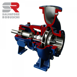 Jual Salvatore RD pumps,Simple and modular construction ISO 2858-5199 norms.