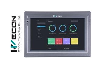 Wecon PI 10.2 inch HMI : PI8102H-R
