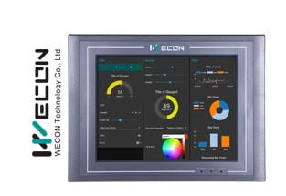 Wecon PI 10.4 inch HMI : PI8104